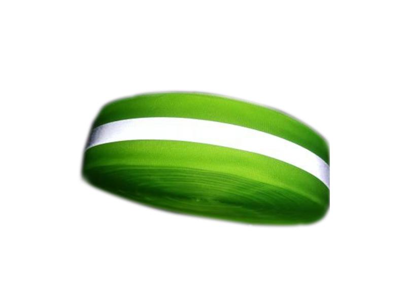 反光织带绿色
