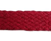 北京红色纬编织带