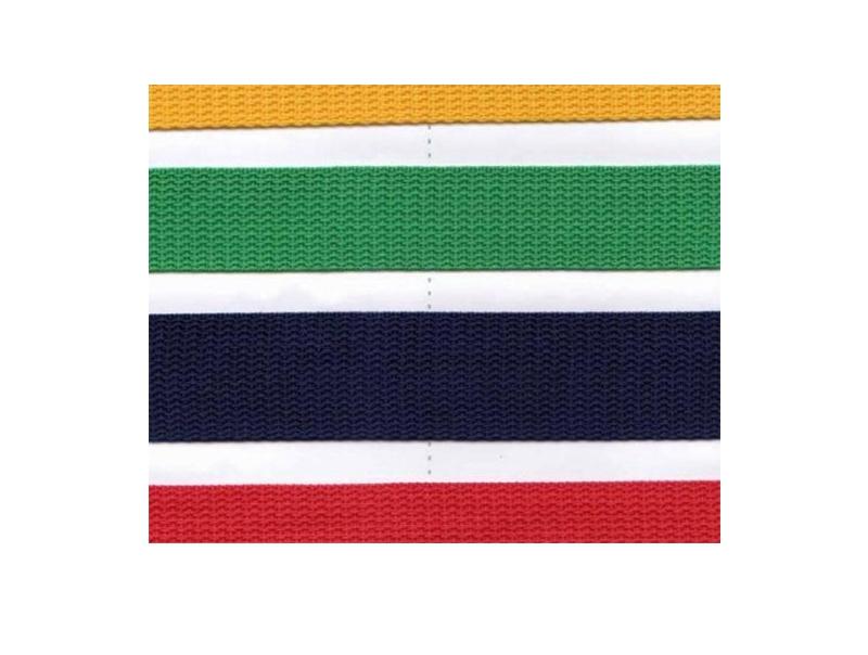 彩色反光织带