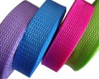 PP丙纶织带彩色